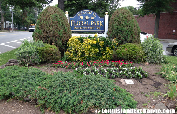 Floral Park Beautification Sign