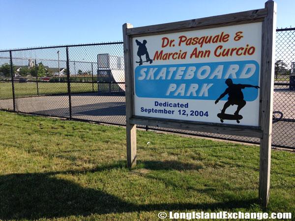 Tanner skate-park