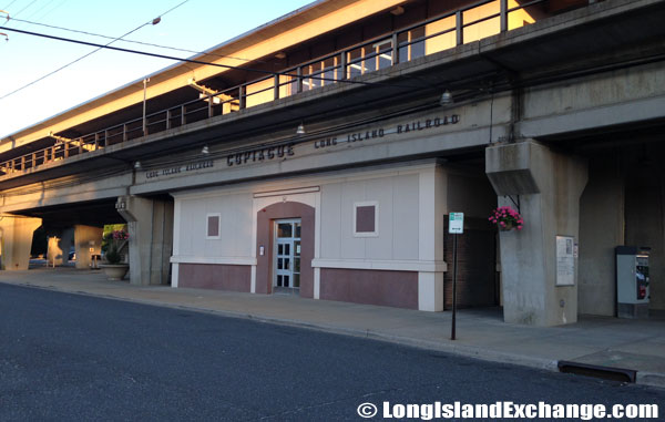 Copiague Rail Road Station
