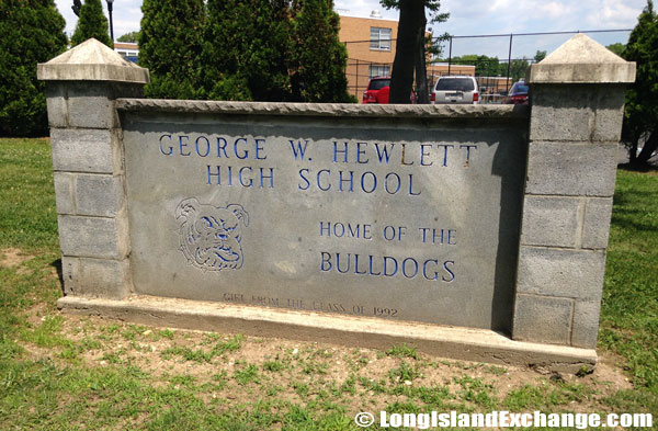 George W. Hewlett High School
