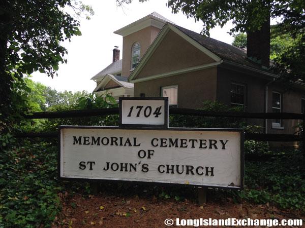 Memorial Cemetery of St John Church