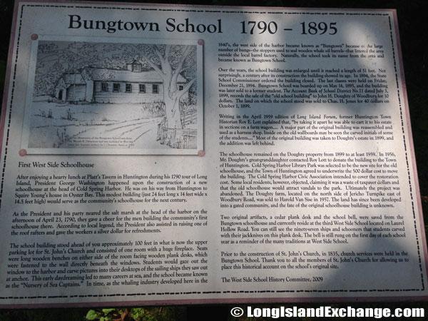 Bungtown School