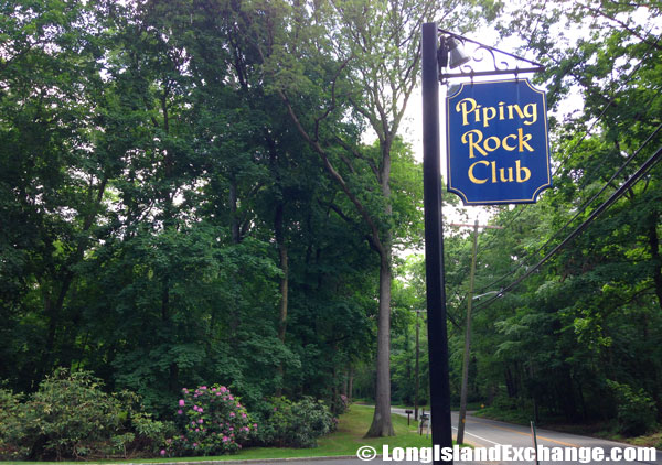 Piping Rock Members Only Country Club
