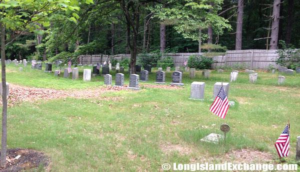 Matinecock Cemetery