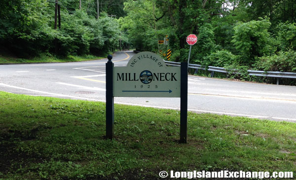 Incorporated Village Mill Neck established in 1925