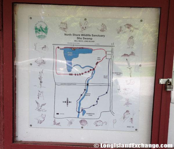 Shu Swamp Nature Preserve