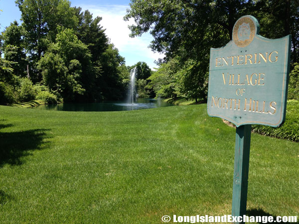 North Hills Sign