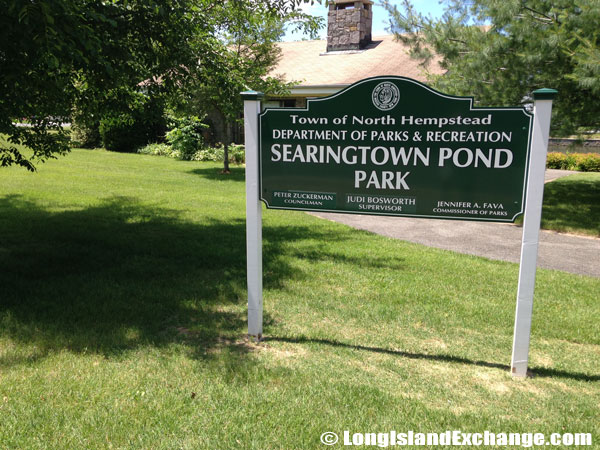 Department of Parks and Recreation, Searingtown Pond Park