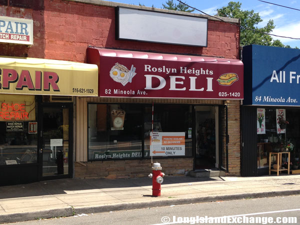 Roslyn Heights Deli
