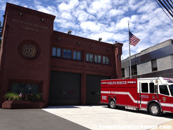 Roslyn Fire Station 2