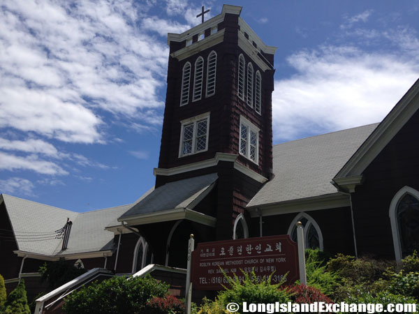 Roslyn Korean Methodist Church Of New York