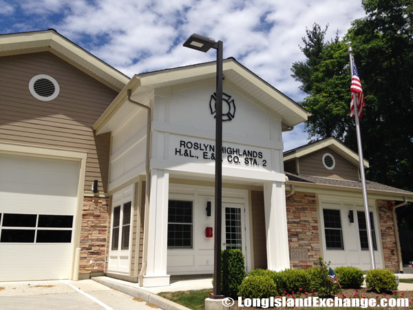 Roslyn Highlands Fire Substation