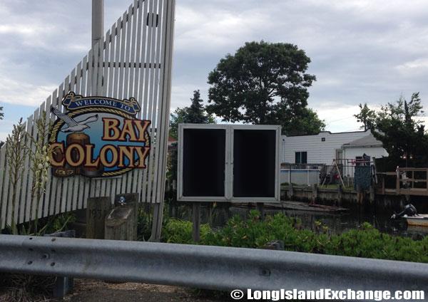 Bay Colony Section of Baldwin Harbor