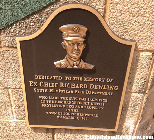 Richard Dewling Memorial