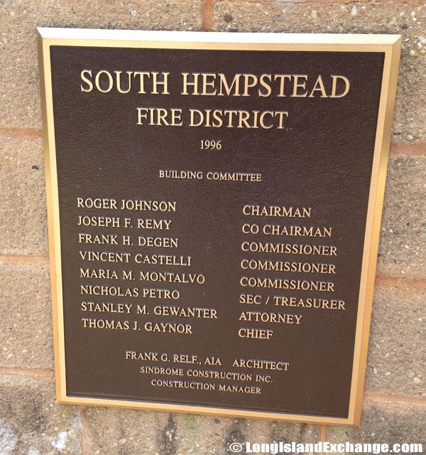 South Hempstead Volunteer Fire Department