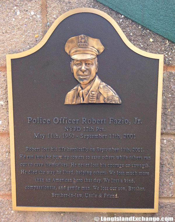 Robert Fazio Junior Memorial