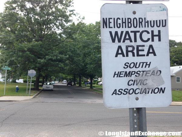 Neighborhood Watch Community Sign
