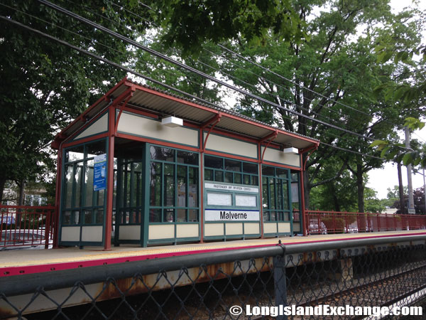 Malverne Long Island Rail Road