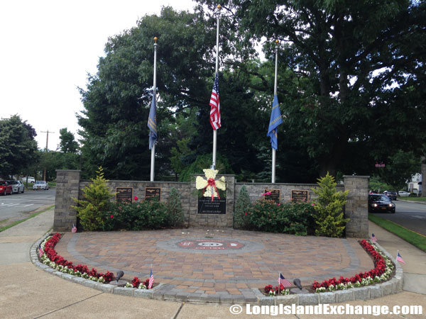 Malverne Firefighters Memorial