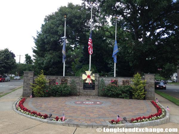 Malverne Firefighters Memorial