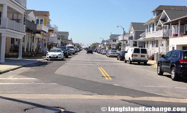 East Atlantic Beach Streets