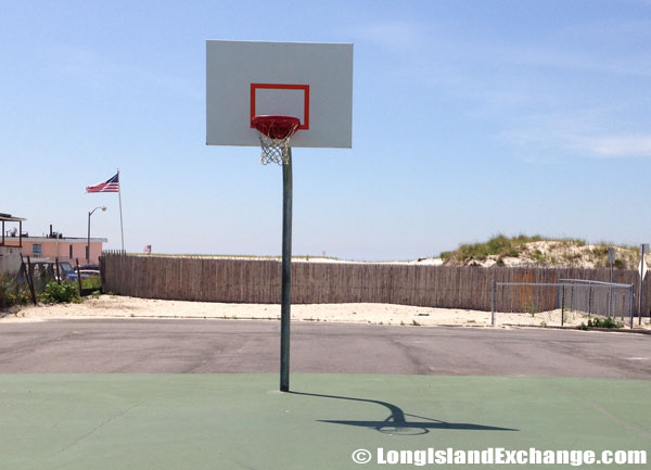East atlantic beach for Personal basketball court