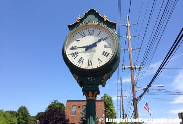 Glen Head Clock Monument