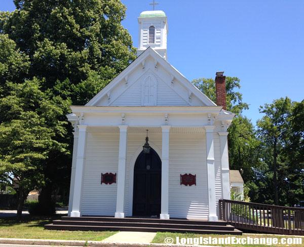 Presbyterian Parish Church from 1864 - 1907