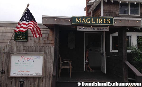 Maguire Restaurant