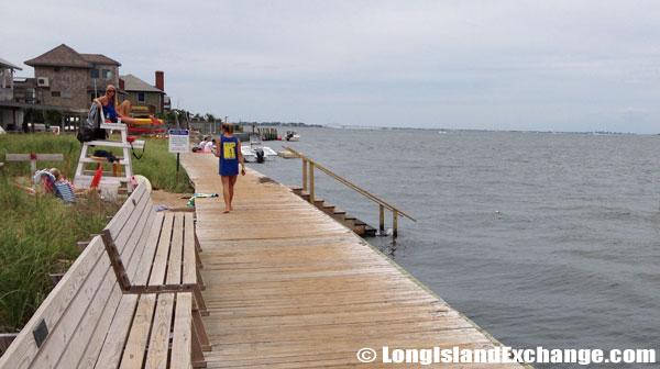 Ocean Beach Board Walk