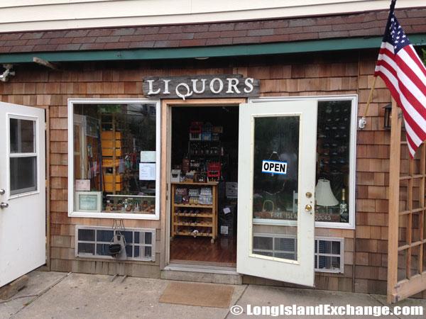 Fire Island Liquor Store Q