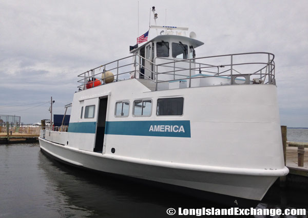 America Ferry