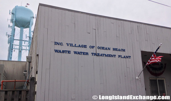 Ocean Beach Waste Water Treatment Plant