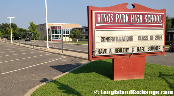 Kings Park High School