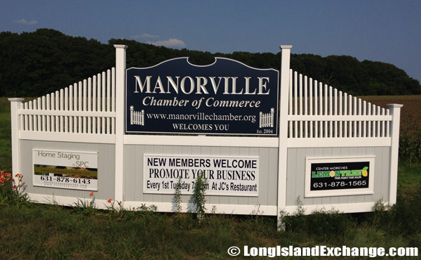 Welcome to Manorville