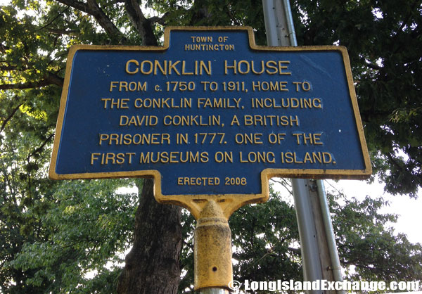 David Conklin Farmhouse Museum