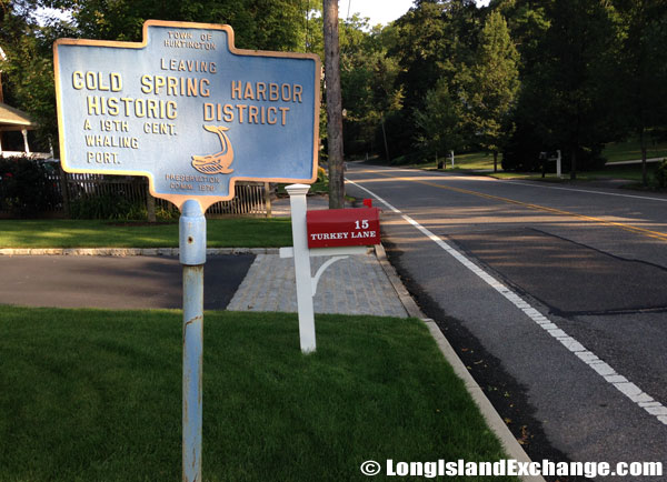 Cold Spring Harbor Historic District