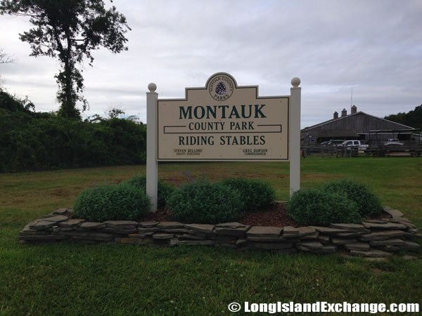 Montauk County Park and Riding Stables
