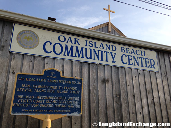 Oak Beach Community Center