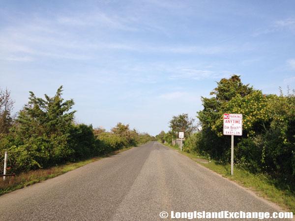Oak Beach Road