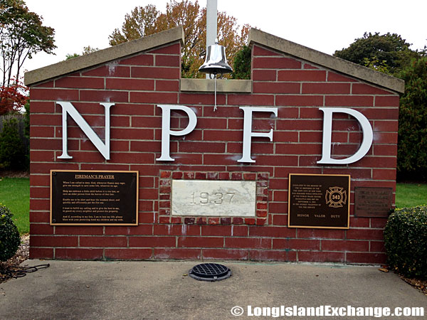 North Patchogue Fire Department Memorial