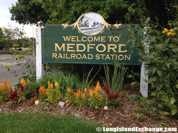 Medford Railroad Station
