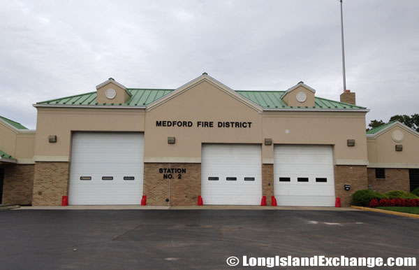 Medford Fire District Station