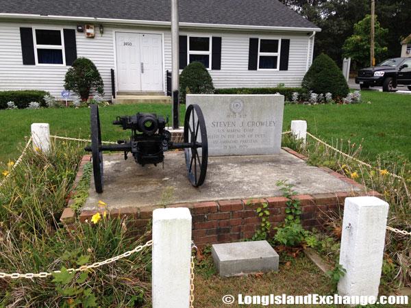 Steven J. Crowley Memorial