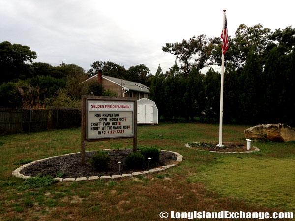 Selden Fire Department Memorial