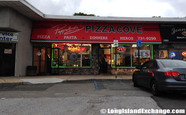 Pappalardo Pizza Cove