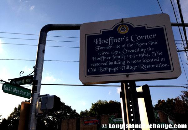 Hoeffner Corner