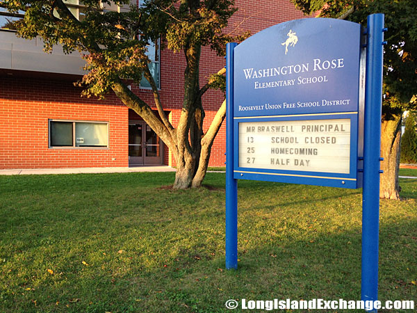 Washington Rose Elementary School