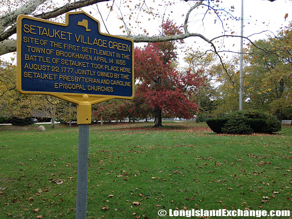 Setauket Village Green