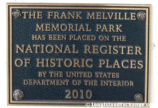 Frank Melville Memorial Park